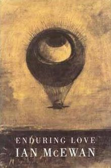 Enduring Love by Ian McEwan book cover